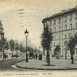 ND 3719 - Perspective du Boulevard Raspail