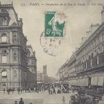 ND 375 - Perspective de la Rue de Rivoli
