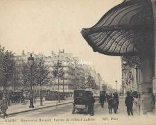 ND 3806 - Bd Raspail - Le Lutetia
