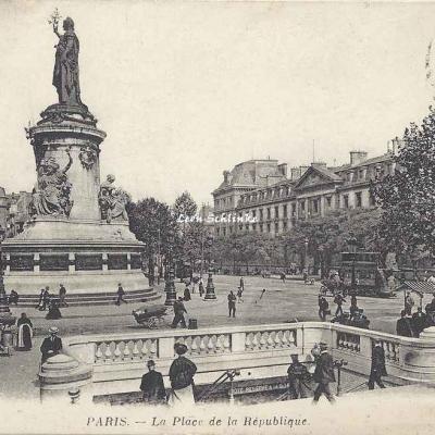 ND 3093 - La Place de la République