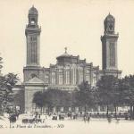 ND 536 - La Place du Trocadéro