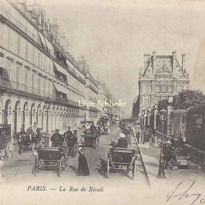 ND 55 - La Rue de Rivoli