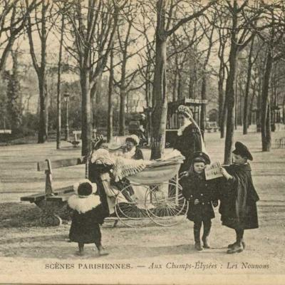 ND 716 - Aux Champs-Elysées · Les Nounous