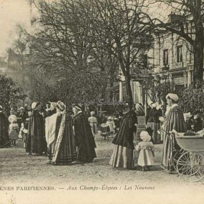 ND 719 - Les Nounous au Champs-Elysées