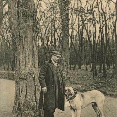ND 752 - Au Bois de Boulogne · Le Marchand de Chiens