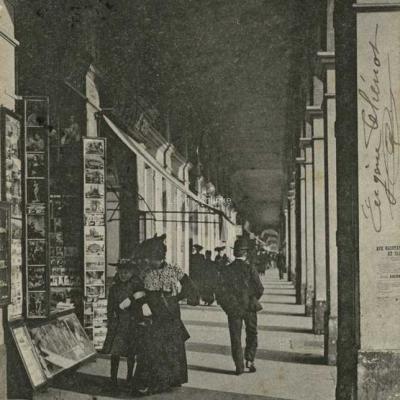 ND 758 - Les Arcades de la Rue de Rivoli