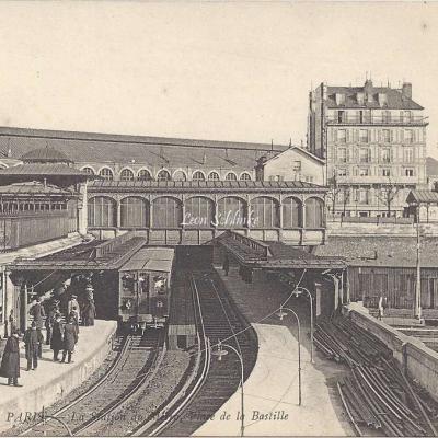 ND 773 - La Station du Metropolitain de la Bastille