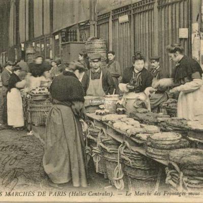 ND 815 - Le Marché des Fromages mous