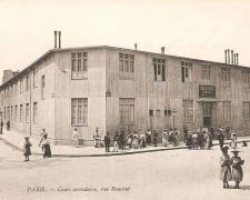 ND 958 - PARIS - Cours secondaire, rue Bouchut