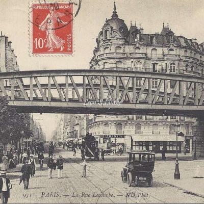 ND 971 - La Rue Lecourbe