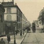 ND 972 - PARIS - Hôpital des Enfants Malades et la Rue de Sèvres