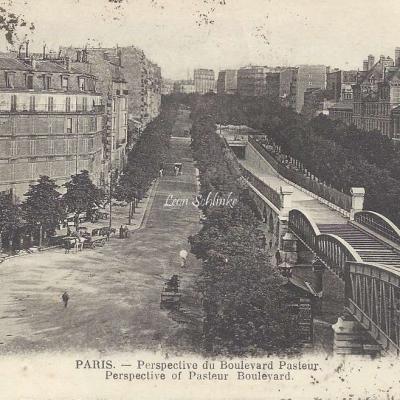 ND 984 - Perspective du Boulevard Pasteur