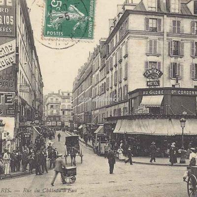 ND - Rue du Château d'Eau