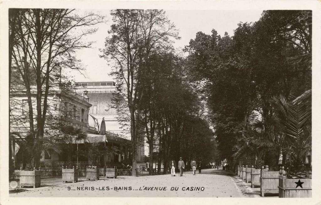 Néris les Bains - 9