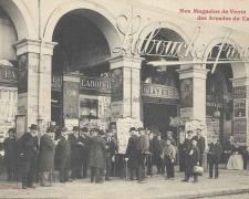 Nos Magasins de Vente des Arcades du Capitole