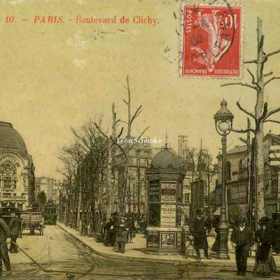 Nouvelles Galeries 10 - Boulevard de Clichy
