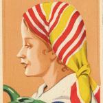 1329 - Coiffes et bonnets enfantins