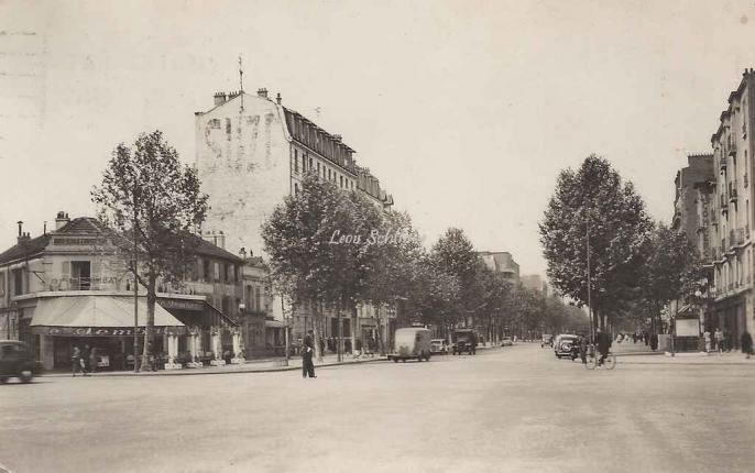 O.P. éditions - Place Marcel Sembat et Av. Edouard Vaillant