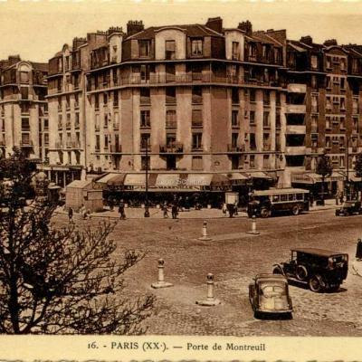 Omnia 16 - Porte de Montreuil