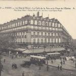 AP 410 - Opera Grand Hotel
