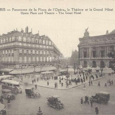 AP 487 - Opera Grand Hotel