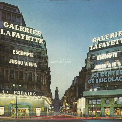 OVET 502 - Les Galeries Lafayette