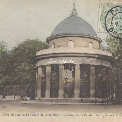 P.H.&Cie 46 - La Rotonde ou Pavillon de Chartres