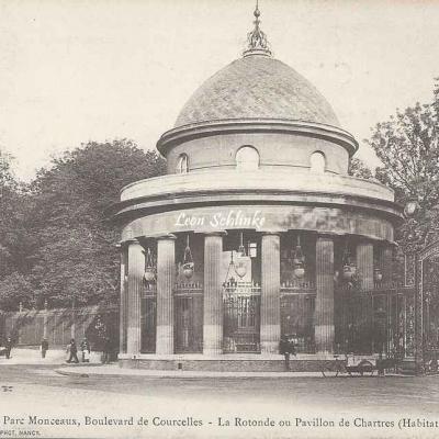 P.Helmlinger 46 - La Rotonde ou Pavillon de Chartres