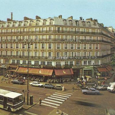 P.I. 3419 - Hotel Terminus Nord