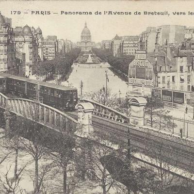 PA 179 - Panorama de l'Avenue de Breteuil