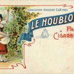 Paier à cigarettes LE HOUBLON