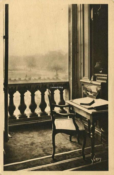 Panorama des Jardins vu de la Bibliothèque