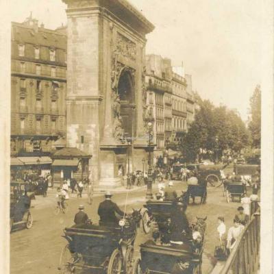 91 - La Porte St Denis