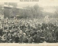 PARIS I° - Les Halles Centrales