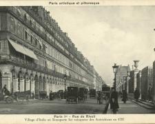 PARIS I° - Rue de Rivoli