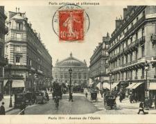 PARIS II° - Avenue de l'Opéra