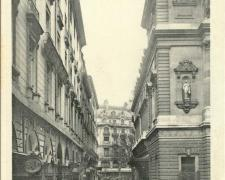 PARIS II° - Rue de Marivaux, Théâtre de l'Opéra Comique