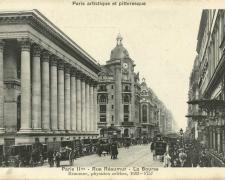 PARIS II° - Rue Réaumur - La Bourse
