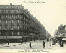 PARIS II° - Rue Réaumur