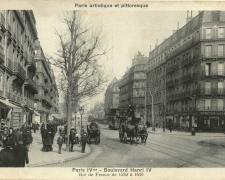 PARIS IV° - Boulevard Henri IV