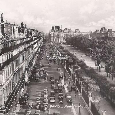 GALF 91 - Paris - Rue de Rivoli