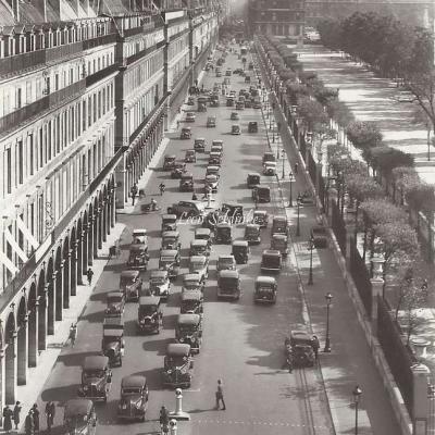 Gany 3593 - Paris - Rue de Rivoli