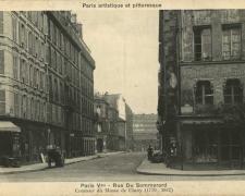 PARIS V° - Rue du Sommerard