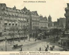 PARIS VI° - Boulevard du Montparnasse