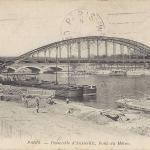 ND 1763 - Passerelle d'Austerlitz - Pont du Metro