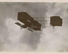 Paulhan sue Aéroplane Voisin