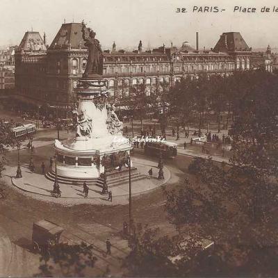 PC 32 - Place de la République