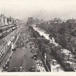 Yvon 54 - Perspective de la Rue de Rivoli