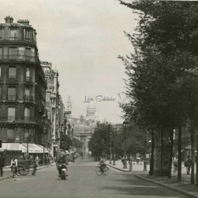 Photo 853 - Service Technique du Plan de Paris