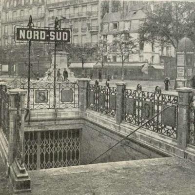 Photo - Accès Rue du Bac en 1910